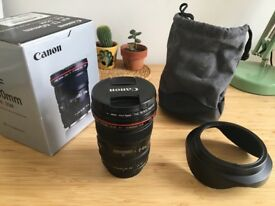 Canon EF 17-40 f/4 L - Mint Conditions