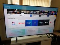 Brand new boxed Samsung 55 inch the FRAME QE55LS03TAU SMART 4K UHD ULTRA HD HDR QLED TV WITH WIFI