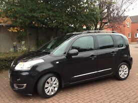 2011 CITROEN C3 PICASSO 1.6 HDi 8v Exclusive 5dr