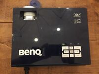 BenQ MP611C Projector with carry case - Good condition - Lots of lamp life remaining