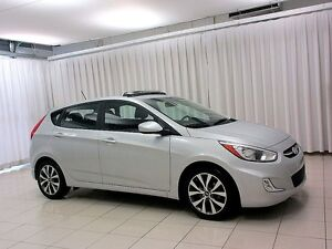 2017 Hyundai Accent SE 5DR HATCH w/ SUNROOF, ALLOYS, HEATED SEAT