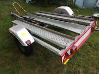 motorbike, Go Kart, quad, lawn mover trailer