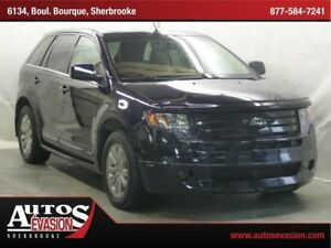 2008 Ford Edge Limited AWD + CUIR + TOIT PANORAMIQUE