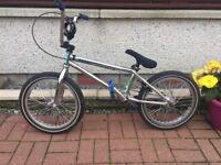Fit Bike BMX Chrome - excellent condition