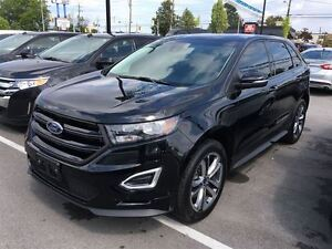 2016 Ford Edge Sport AWD HEATED & COOLED SEATS