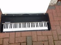 HOHNER PIANET T 70'S ELECTRIC PAINO KEYBOARD NEEDS TLC CHEAP