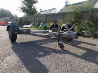 CAR TOWING DOLLY / CAR RECOVERY