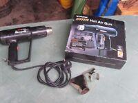 Wickes 2000w Hot Air Gun