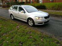 2011/11plate Skoda Octavia TV SAT NAV 1.6TDI NEW SHAPE ENGINE £20 TAX PER YEAR