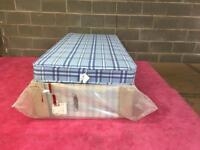 Brand new single 3ft divan and mattress
