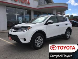 2013 Toyota RAV4 LE AWD--INTERNET SALE OF THE WEEK!!!