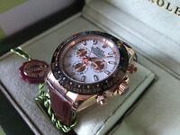 New Swiss Rolex Daytona Cosmograph Automatic Watch