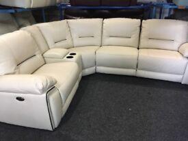 NEW / EX DISPLAY LazyBoy Hedgemoor ELECTRIC Recliner Corner Sofa