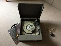 60's Vintage Record Player - Monarch model 100
