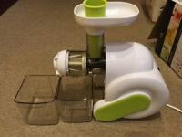 Electric Juicer and nutrition centre appliance