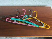 Plastic Clothes Hangers / Sock hanger