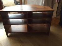 Ikea Leksvik Coffee Table and TV Unit pre owned