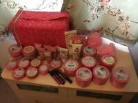 Huge collection soap and glory