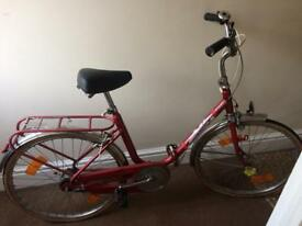Brabant 1984 vintage fold up bicycle
