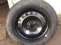 """Brand new Renault 16"""" wheel and tyre,"""