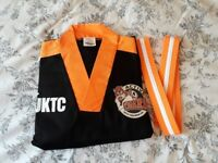uktc offical taekwondo outfit - active tigers