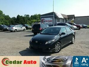 2010 Toyota Corolla S - Managers Special