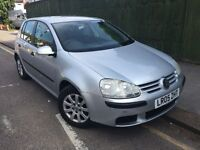 Volkswagen Golf 1.6 Automatic FSI SE 5dr *Full Service History* HPI Clear *FREE 03-Months Warranty*