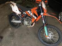 KTM excf 250