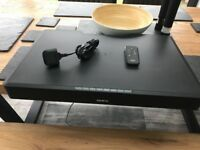 Denon DHT-T100 TV Speaker Sound Bar/Sound Base with Bluetooth Wireless Streaming and Dolby DTS