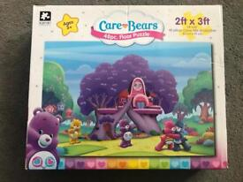 Care Bears large floor puzzle
