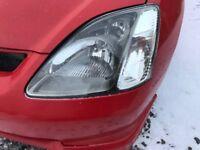 Honda Civic ep3 front lights