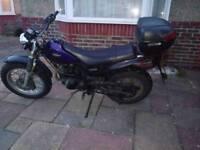 Yamaha tw 125cc £700 or trade