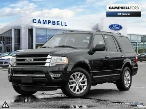 2017 Ford Expedition Limited CHECK OUT THIS LOADED SUV
