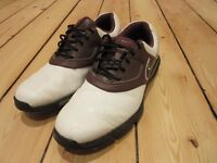 Junior Nike Golf Shoes, Size 6