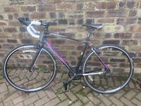 """Women's Giant Racer Bike, Avail 3 13"""". Used Once!! As new. Great Bargain."""