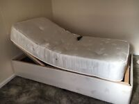 Single Glaisedale electric bed - Excellent condition