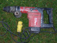 Hilti drill - breaker 110 volt