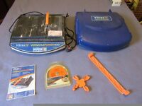 VITREX VERSATILE 400 TILE CUTTER WITH UNUSED SPARE BLADE & INSTRUCTION BOOKLET