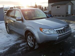 2012 Subaru Forester TOURING A/C MAGS