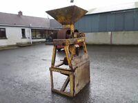 mcmaster grain roller
