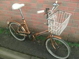 Hercules Shopper Bike