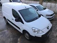 Van For Sale Peugeot Partner