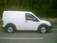 FORD TRANSIT CONNECT 200 D SWB 12 MONTHS MOT 2005 05 PLATE 1 FORMER KEEPER