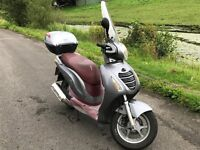 2007 Honda Pes 125