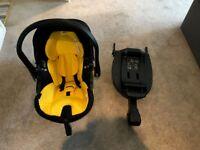 Child / Baby Car Seat - Kiddy Evo-Luna i-Size Isofix (Great condition)