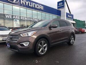 2013 Hyundai Santa Fe XL Limited *Leather-Navigation*