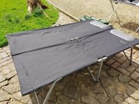 Outwell Double Foldaway Camping Bed
