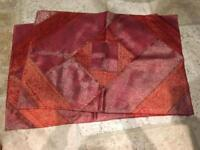 Sari pillowcases