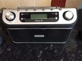 Pure Elan 2 DAB radio