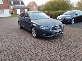 Audi A3 1.8 TFSI Sportback S-Tronic. Great Condition